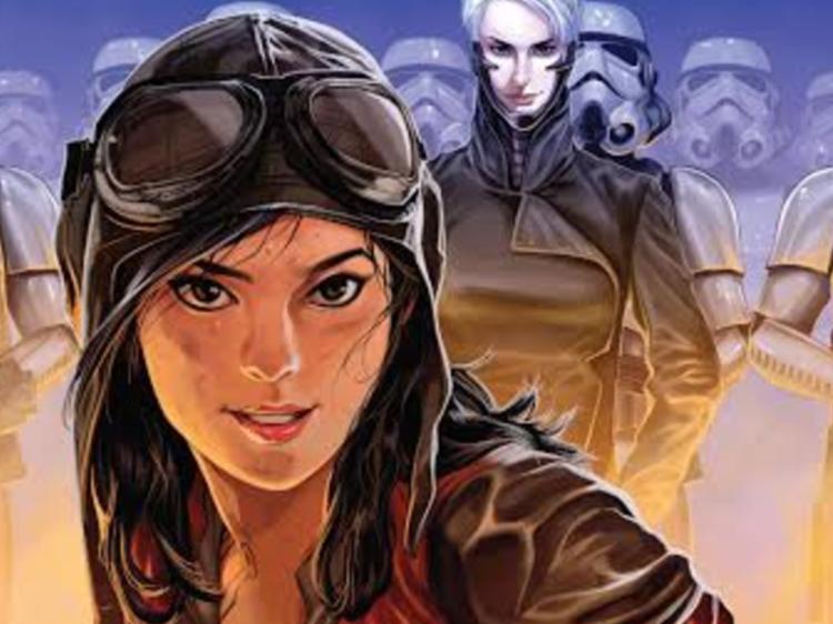 Doctor Aphra, de roles femeninos en el universo de Star Wars