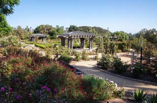 South Coast Botanic Garden, los angeles, california