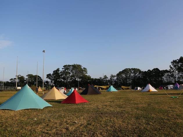 Ma Tso Lung Campsite