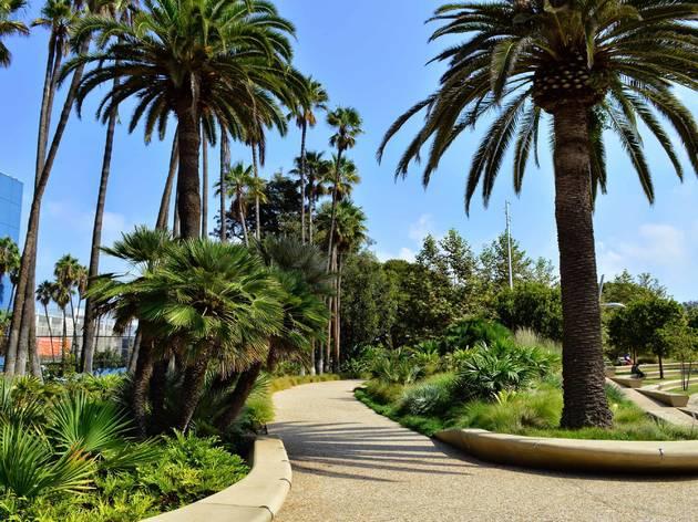Tongva Park, Los Angeles