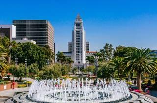 Grand Park, Los Angeles