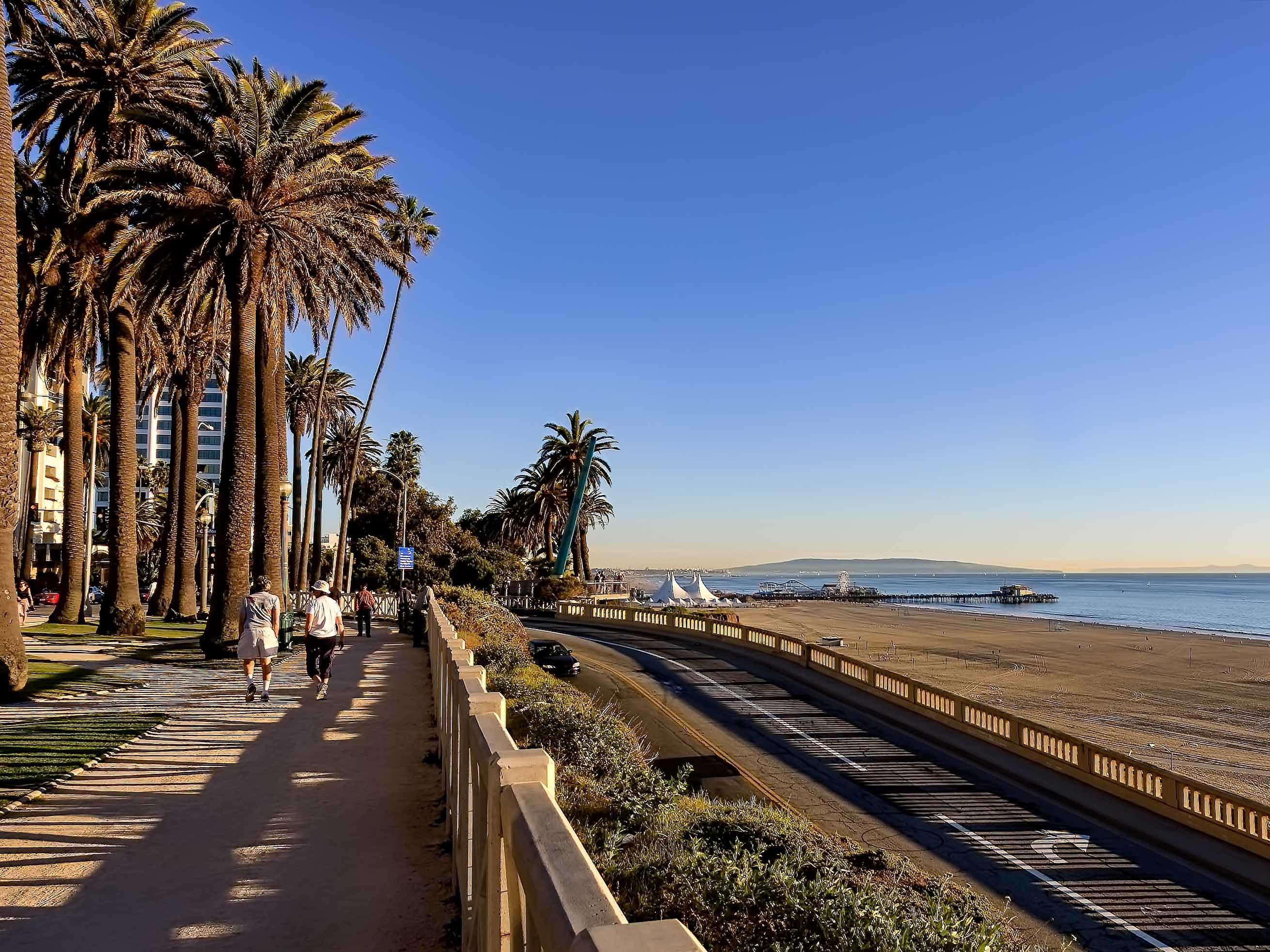 Palisades Park, Los Angeles