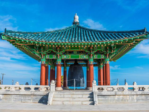 Point Fermin Park & Korean Bell of Friendship