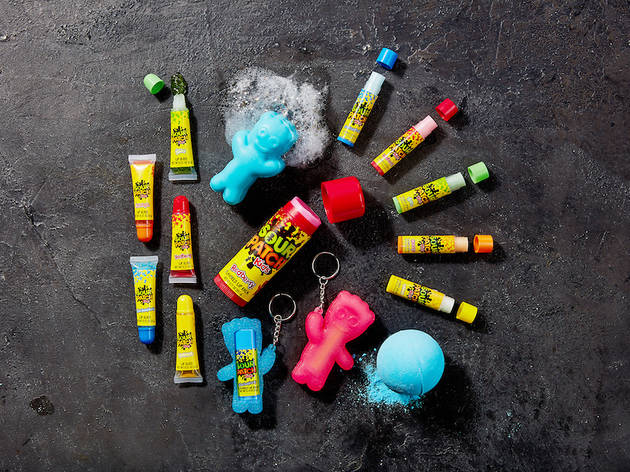 sour patch kids lip gloss