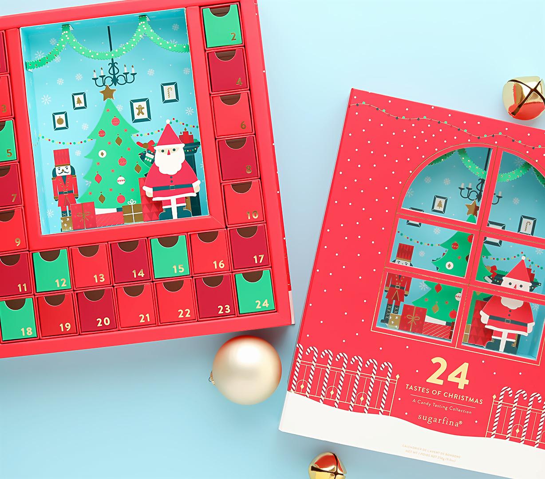 Sugarfina 2020 christmas advent calendar