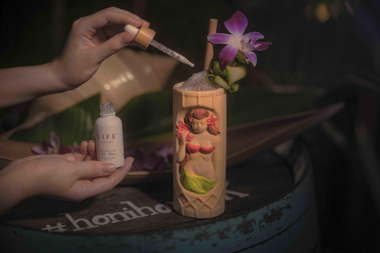 Honi Honi CBD cocktails