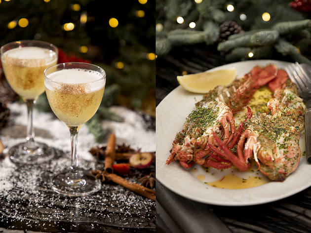 LPM Restaurant & Bar's winter specials