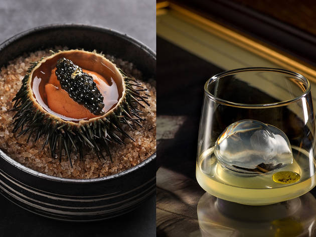 Whisk x The Old Man eight-course omakase dinner