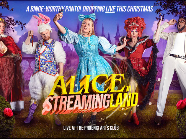 Alice in Streamingland, Phoenix Arts Club, 2020