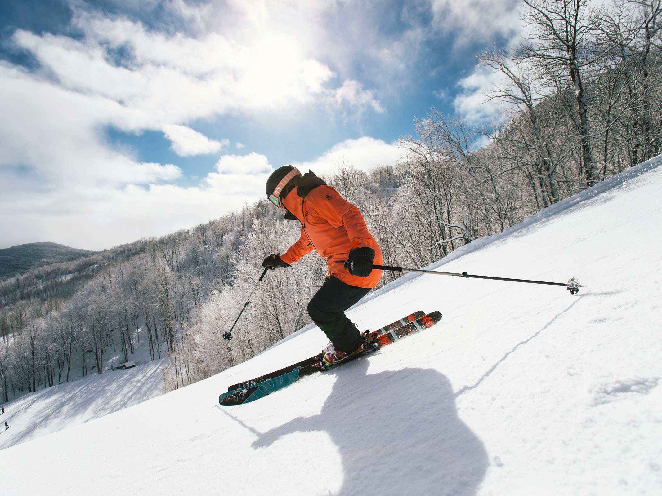 Bromont, skiing, Montreal
