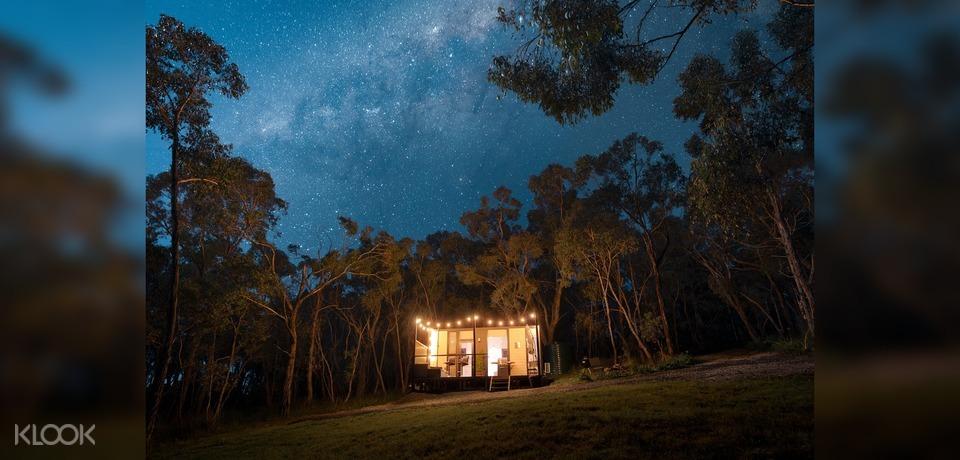 Tiny house accomodation