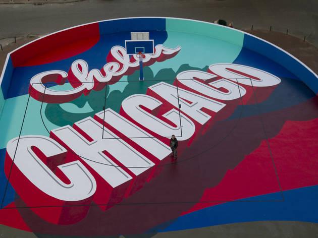 Campo Chicago - Chelas