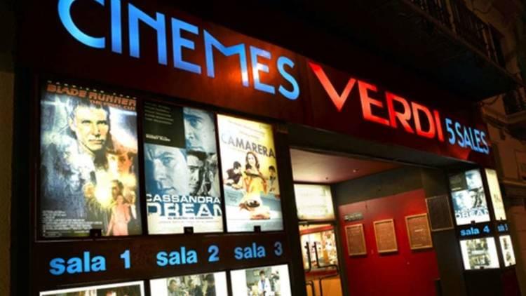Cinemes Verdi obre les seves portes el 23 de novembre
