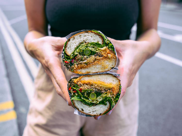 Experience a life-changing sandwich