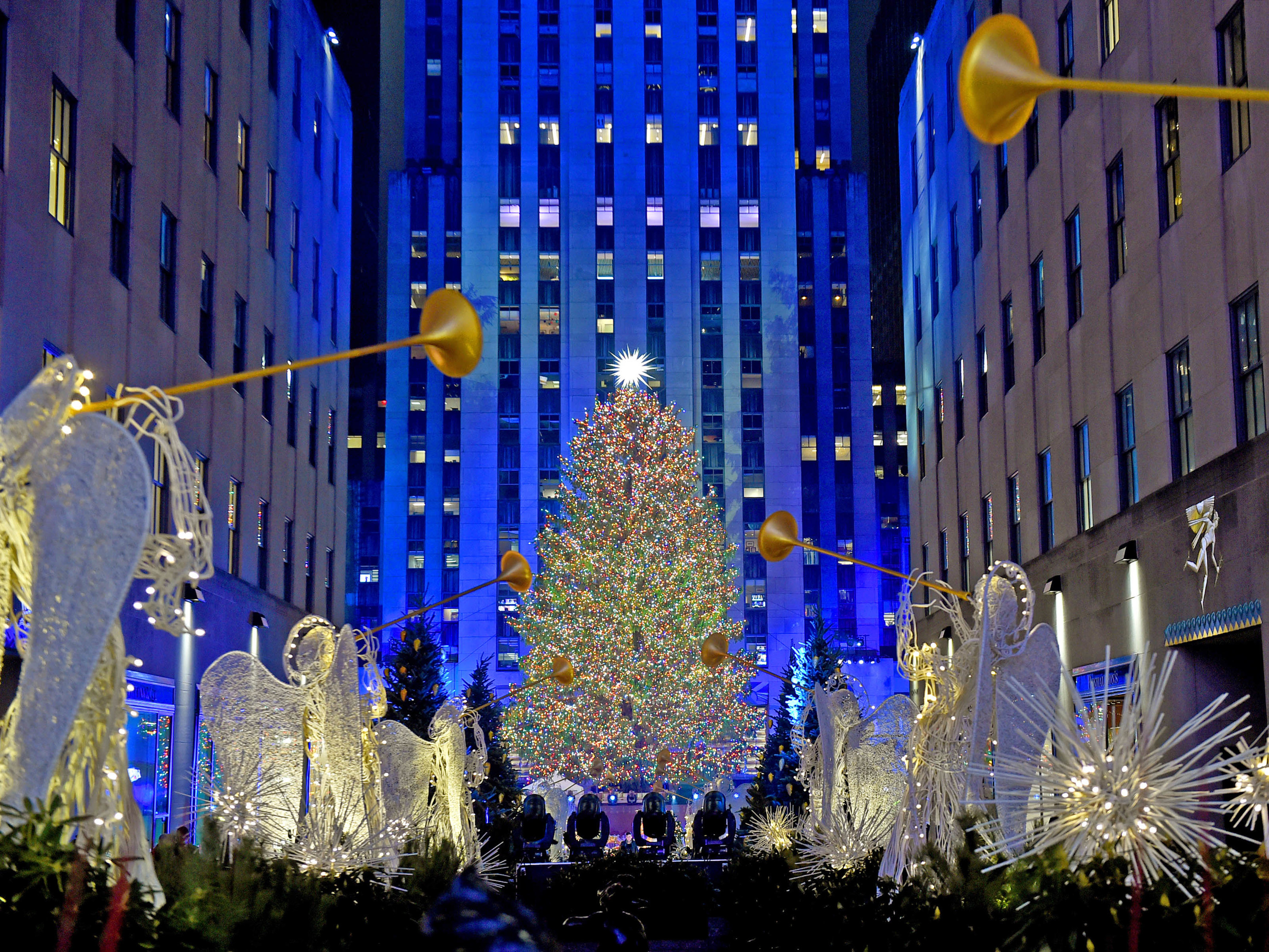 You must follow these rules to see the Rockefeller Center Christmas Tree this year