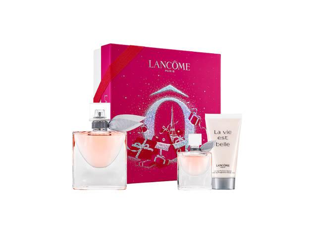 Shopping Natal 2020, Coffrets, Lancôme, La Vie est Belle