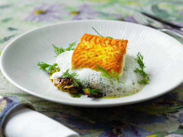 (The Montagu Kitchen)
