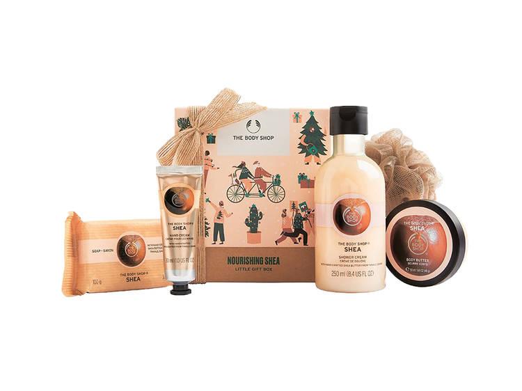 Little Gift Box Shea da The Body Shop