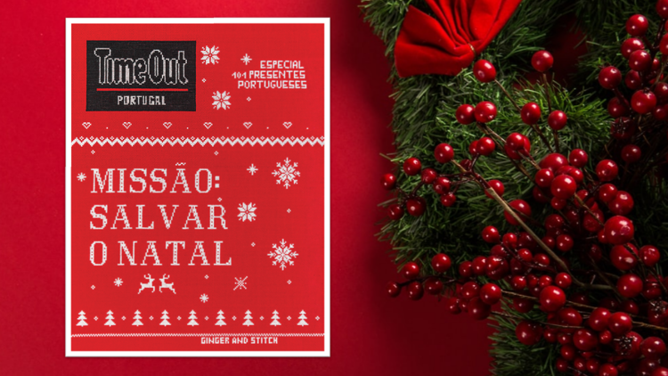 Especial Natal Time Out Portugal