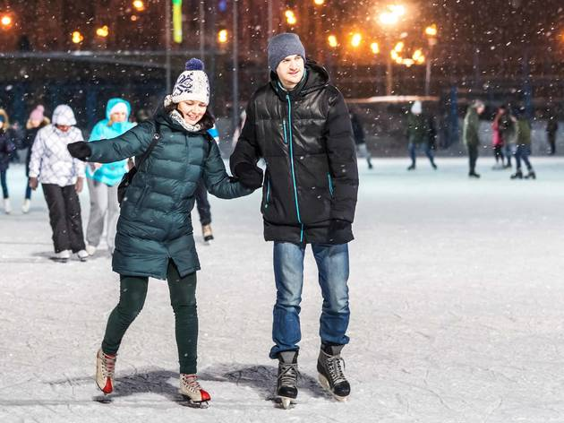 The best things to do outside this winter in NYC