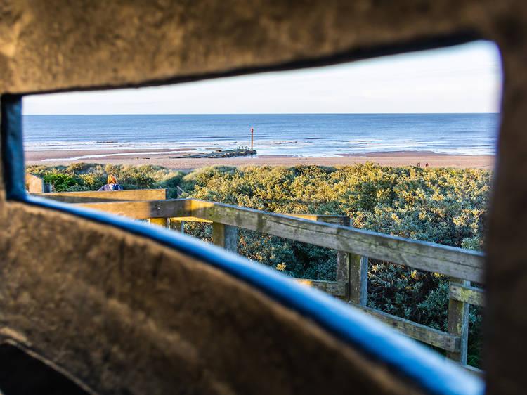 England Coastal Path