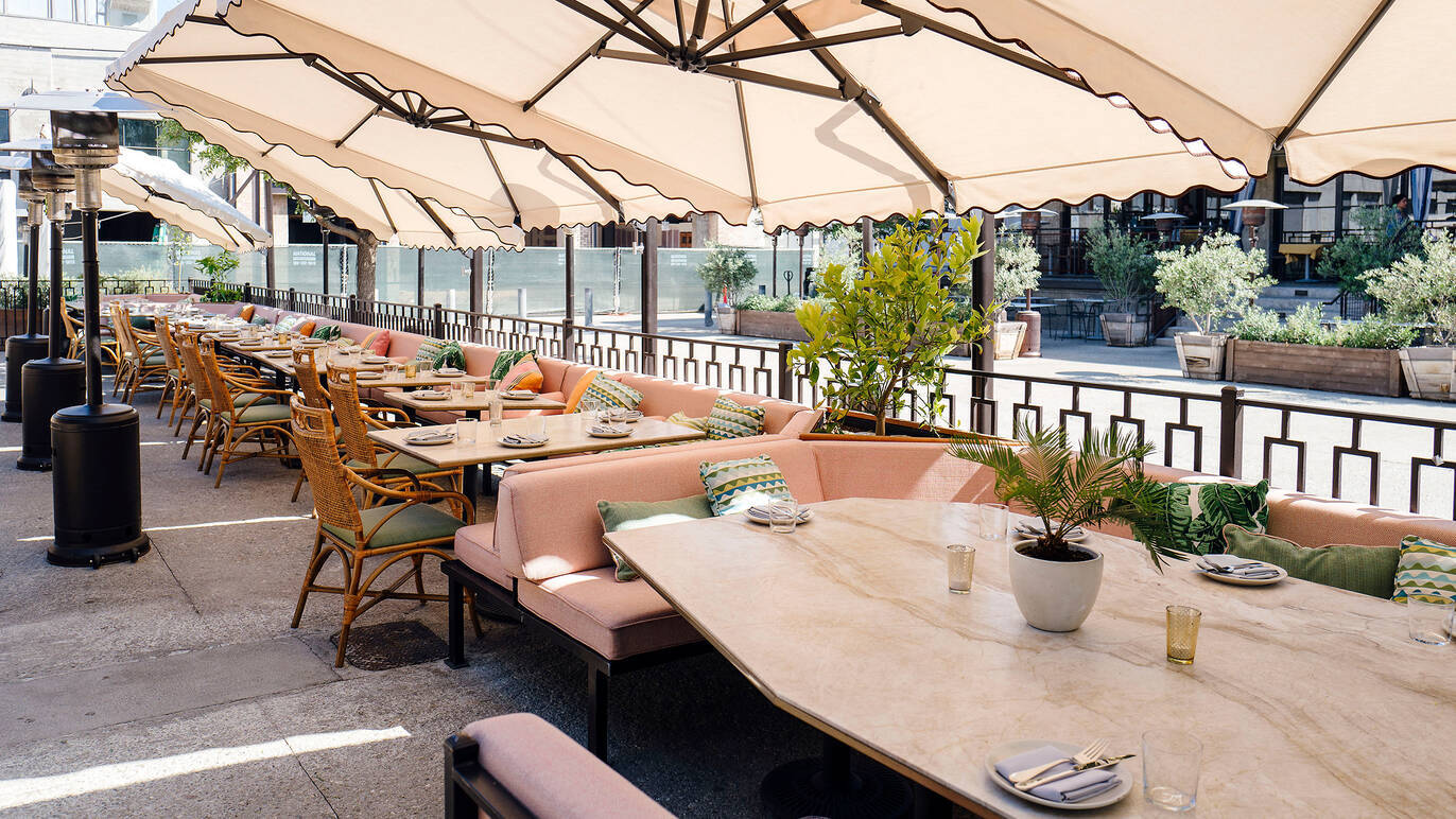 Chefs and restaurants react to L.A.'s outdoor dining ban