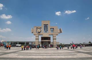 Explanada de la Basílica de Guadalupe