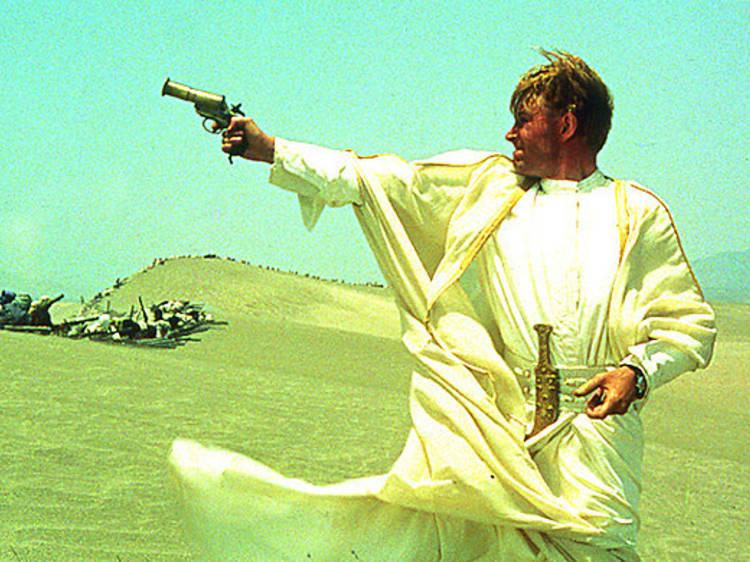 Lawrence de Arabia (1962)