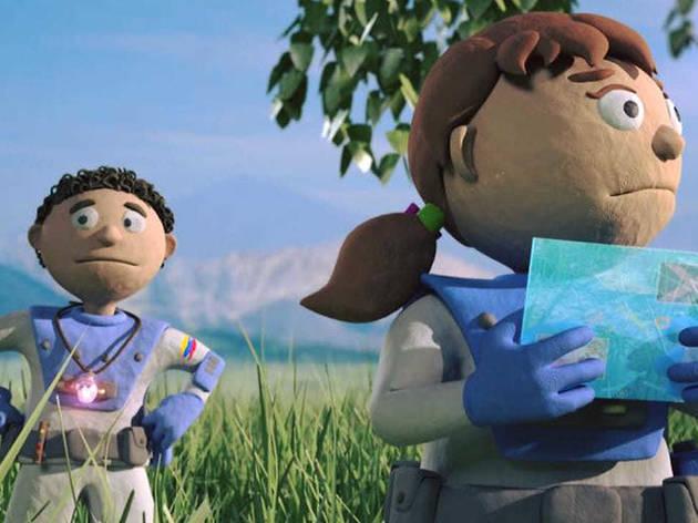 Festival de Cine Infantil Churumbela 2020