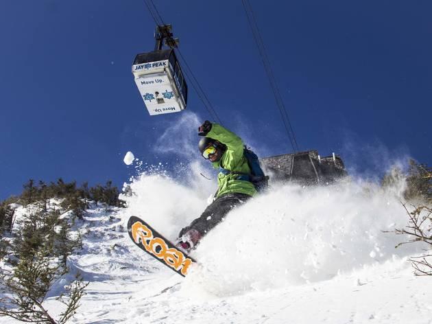 Jay Peak Resort Skiing and Snowboarding