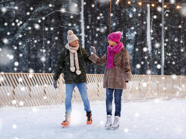 Best Places To Go Ice Skating In Nyc Including Indoor Rinks