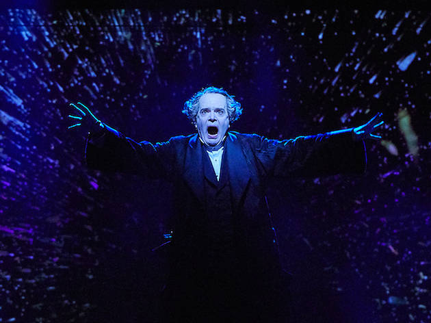 Jefferson Mays in Charles Dickens' A Christmas Carol