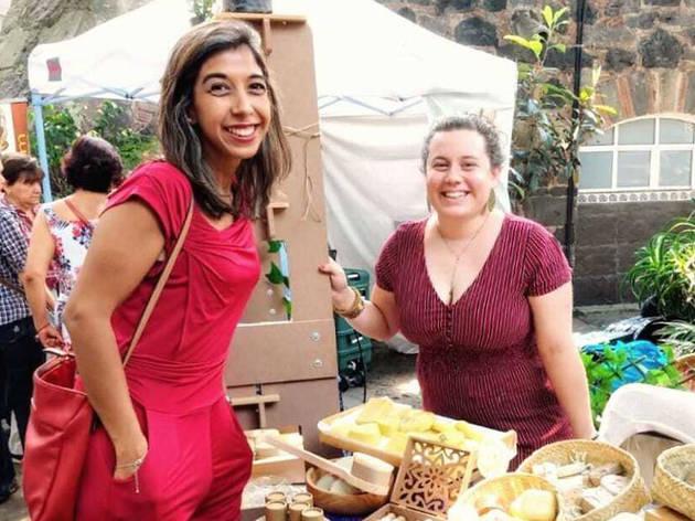 El Bazar Eco Madre Tierra regresa de manera presencial al Huerto Roma Verde