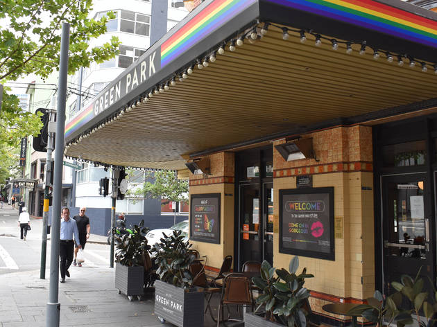 Popular Darlinghurst institution the Green Park Hotel is closing down