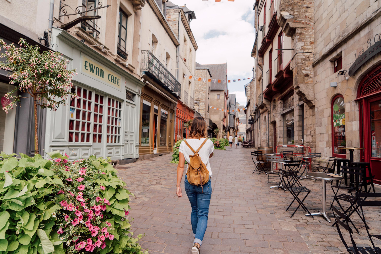 Rue de la Poterie, Rennes
