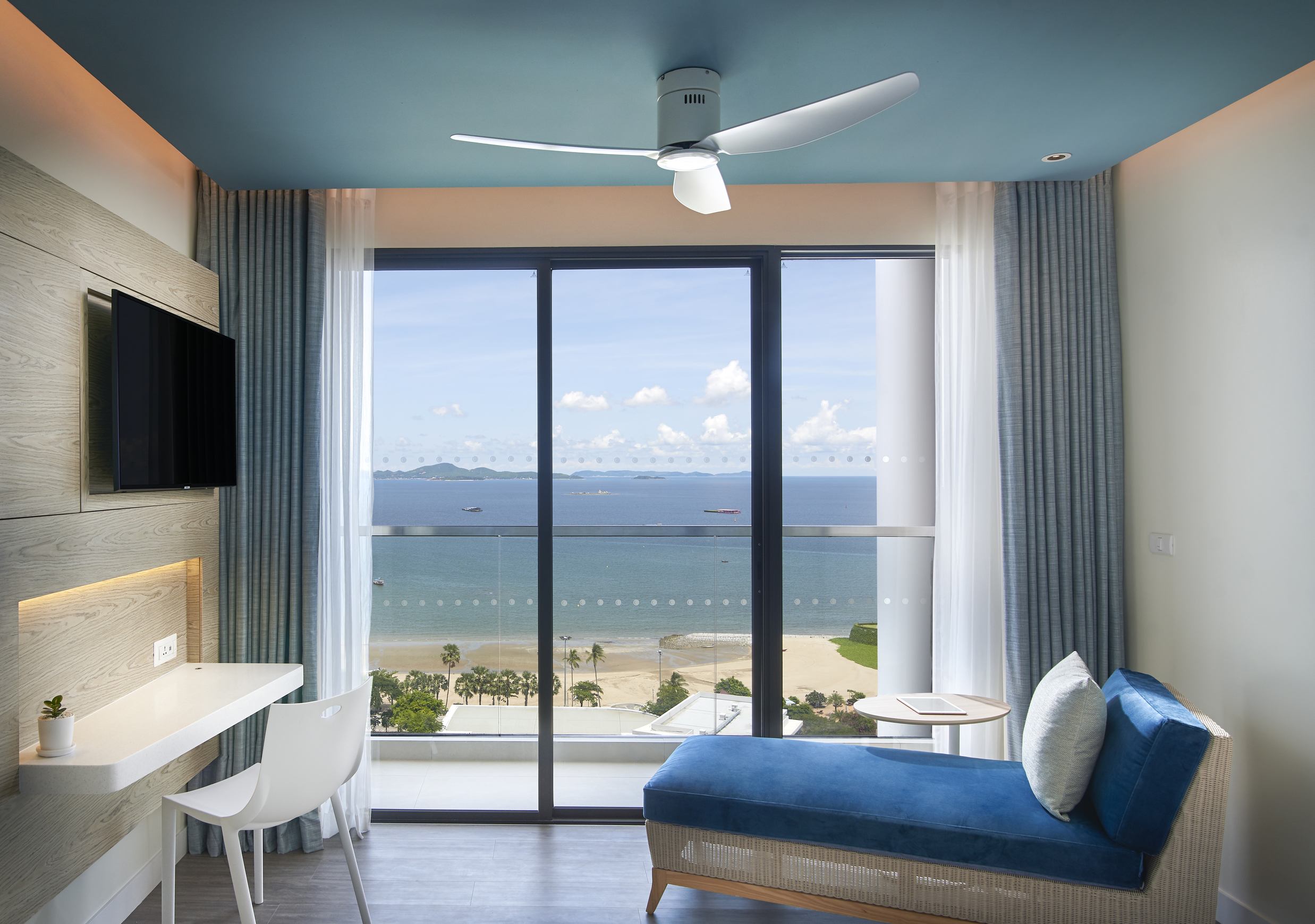 Check-in: OZO North Pattaya