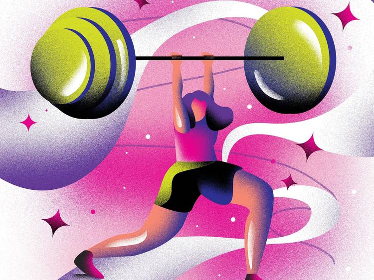 How to start lifting weights (and actually stick with it)