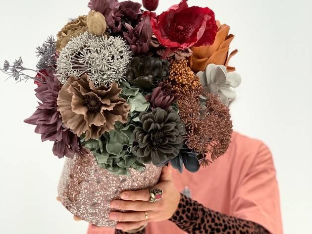 Art floral de Flowers by Bornay
