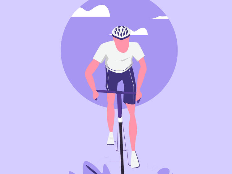 How to start cycling for fitness (and actually stick with it)