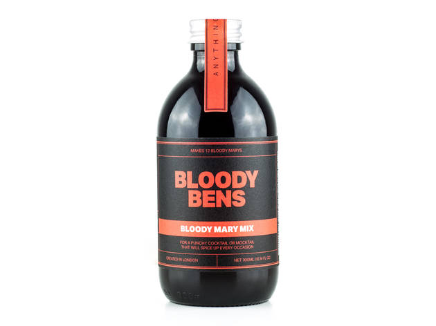 Bloody Mary mix by Bloody Bens