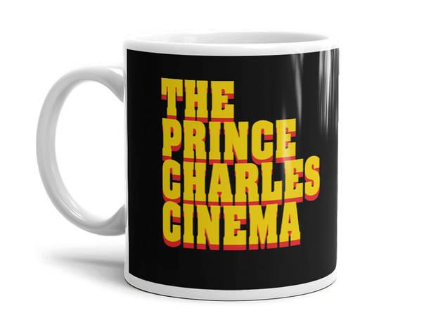 Prince Charles Cinema mug