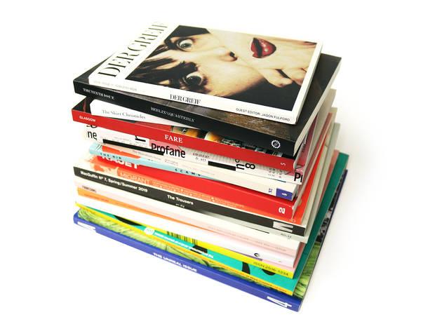 Stack magazine subscription