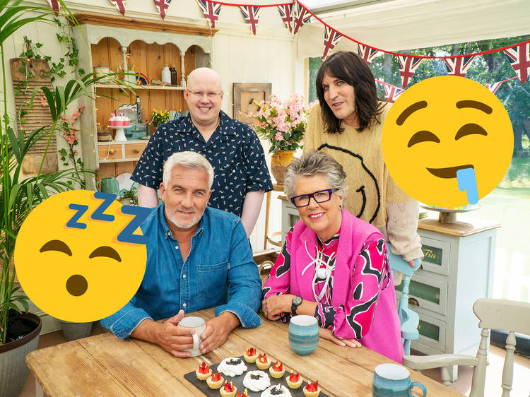 Why 'The Great British Bake-Off' was the perfect tranquiliser TV for 2020