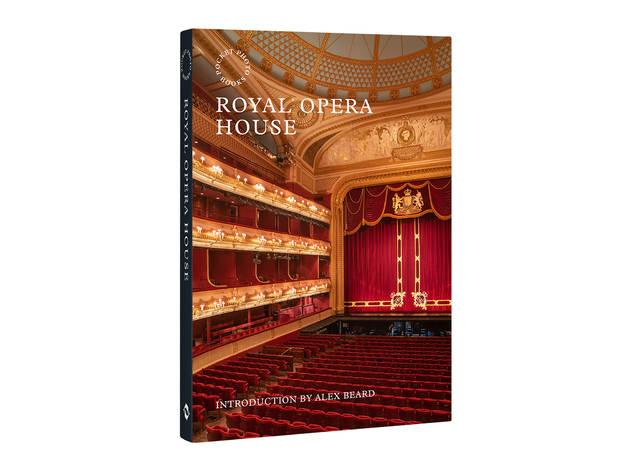 Royal Opera House photo book
