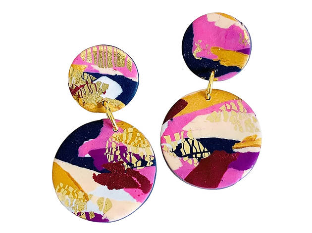 Earrings by No Shrinking Violet