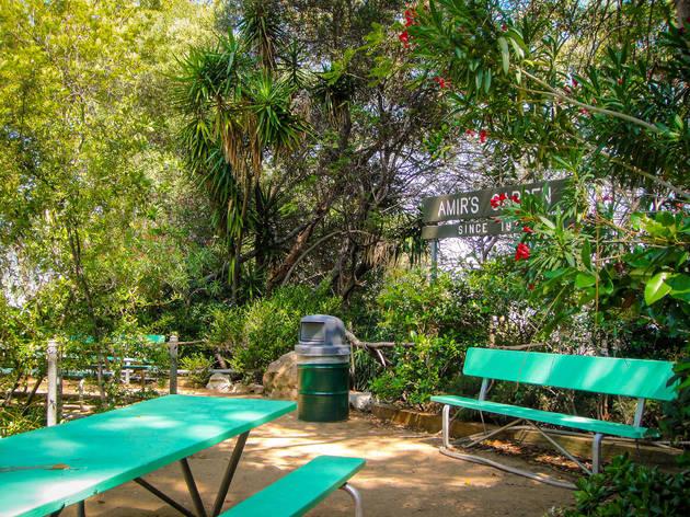 Amir's Garden Los Angeles