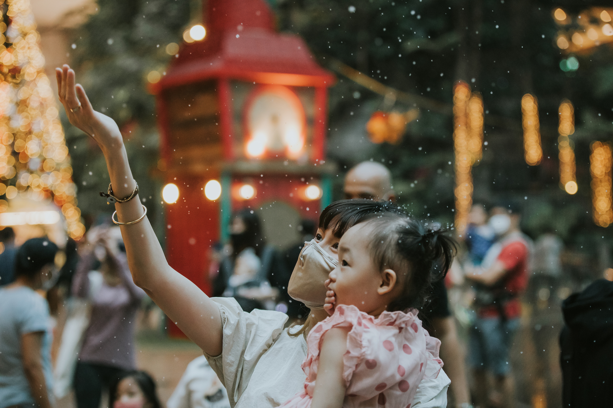 The best places to ice skate and catch some snow in Singapore