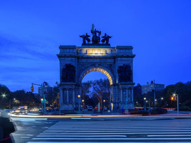 See how Brooklyn's Grand Army Plaza will look after a major renovation
