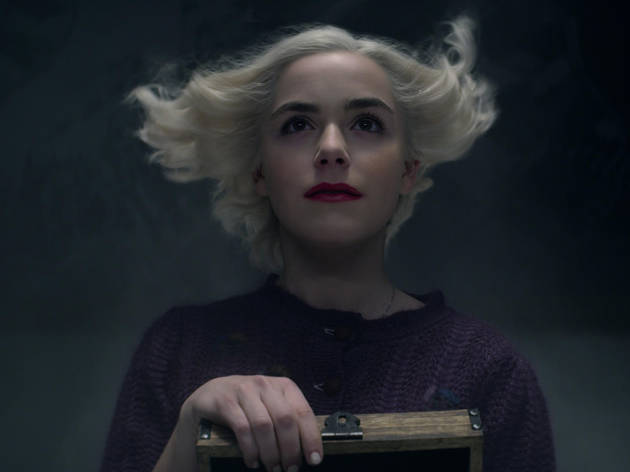 El mundo oculto de Sabrina: Parte 4