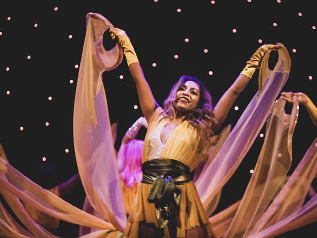 Ballets Ruses: The Slutcracker